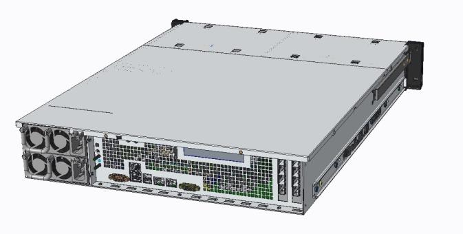 Cheetah RAID PCI-e and Rugged RAID Storage   2U Rugged Sort