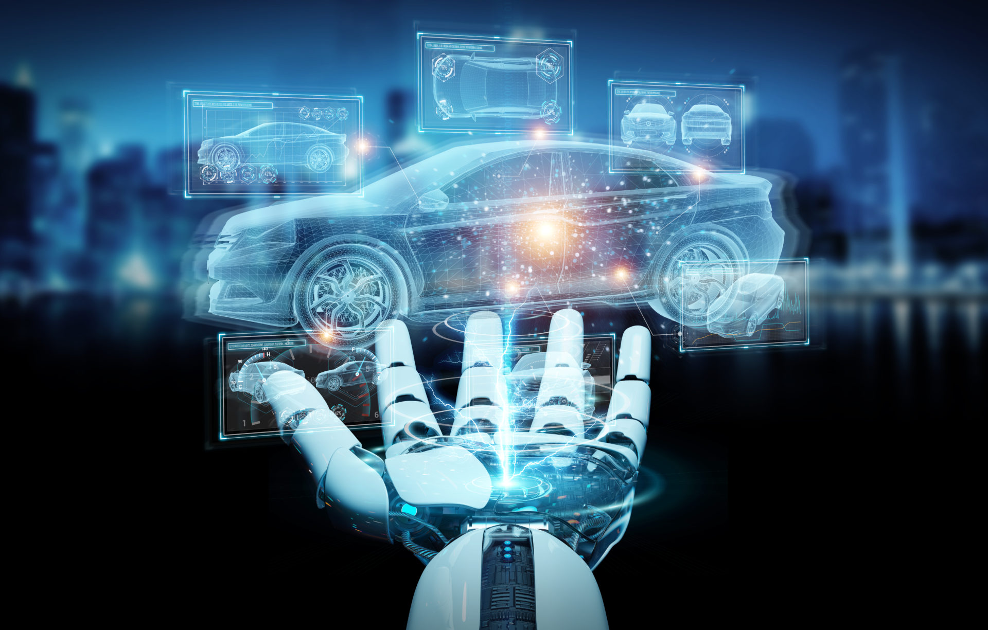 CHEETAH is the Leader in Autonomous Vehicle Solutions
